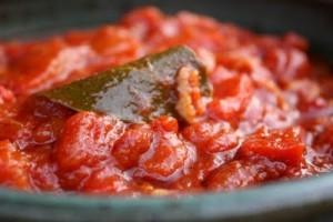 Recette de fritta, poivrons, tomates, oignons