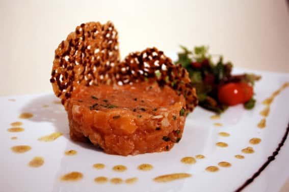 meilleure recette de tartare de saumon
