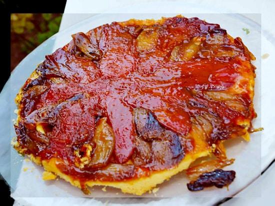 meilleure recette de tatin tomates échalottes