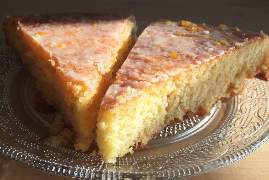 La meilleure recette de gâteau à l'orange : la recette du gâteau à l'orange inspiré du gâteau à l'orange de la mère Blanc