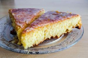 Ma recette du gâteau à l'orange inspiré de la recette du gâteau à l'orange de la mère Blanc