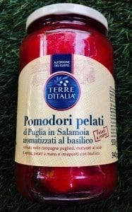 Tomates pelées entières italiennes Mutti