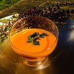 soupe à la tomate...pas friache, juste extra