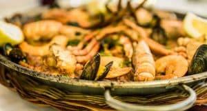 Paella, meilleure qu'à la Féria