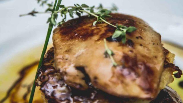 meilleures recettes estivales avec du foie gras et légumes de printemps